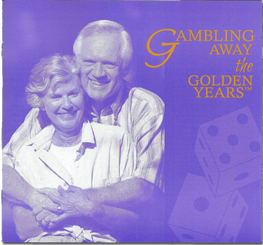 Gambling Away the Golden Years Booklet 10-Pack