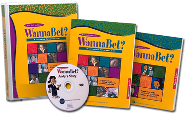 Kids Don't Gamble... Wanna Bet?- A Curriculum for Grades 3-8